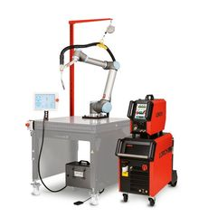 LORCH Cobot Welding Package A UR10-2-S5-B-1m