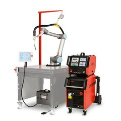 LORCH Cobot Welding Package B UR10-1-S5-B-10m