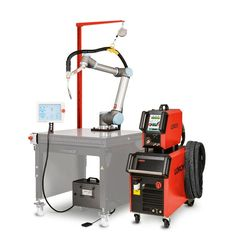 LORCH Cobot Welding Package C UR10-2-S5-B2-1m